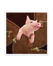 Pig  Sticker tile