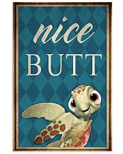 Turtle Nice Butt 11x17 Poster front