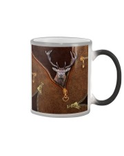 Deer  Color Changing Mug tile