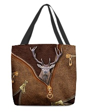 Deer  All-over Tote front