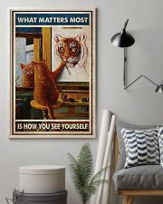 Cat - Yourself 11x17 Poster lifestyle-poster-1