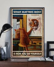 Cat - Yourself 11x17 Poster lifestyle-poster-2