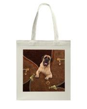 English Mastiff  Tote Bag thumbnail