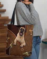 English Mastiff  All-over Tote aos-all-over-tote-lifestyle-front-09