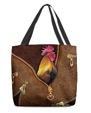 Chicken  All-over Tote front