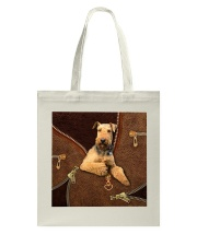 Airedale Terrier  Tote Bag tile