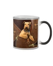 Airedale Terrier  Color Changing Mug thumbnail