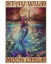 Mermaid - Stay Wild Moon Child 11x17 Poster front
