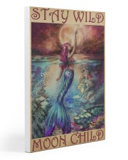 Mermaid - Stay Wild Moon Child 20x30 Gallery Wrapped Canvas Prints thumbnail