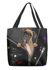 Boxer - Zip - All - Tote All-over Tote front