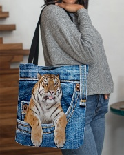 Tiger Jean All - Over Tote All-over Tote aos-all-over-tote-lifestyle-front-09