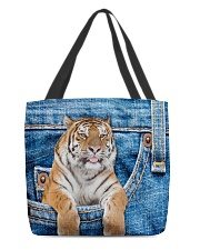 Tiger Jean All - Over Tote All-over Tote back