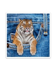 Tiger Jean All - Over Tote Sticker - Single (Vertical) thumbnail