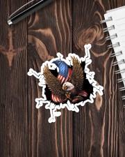 Eagle Crack Sticker - Single (Vertical) aos-sticker-single-vertical-lifestyle-front-05