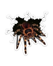 Spider Crack St Sticker - Single (Vertical) front