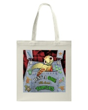 Just A Girl Who Loves Turtles Tote Bag thumbnail