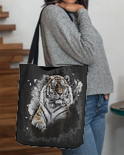 Tiger Animal Lovers All-over Tote aos-all-over-tote-lifestyle-front-09