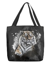 Tiger Animal Lovers All-over Tote front