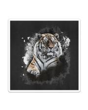 Tiger Animal Lovers Sticker tile
