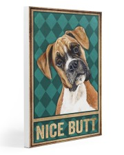 Boxer Dog Nice Butt 20x30 Gallery Wrapped Canvas Prints thumbnail