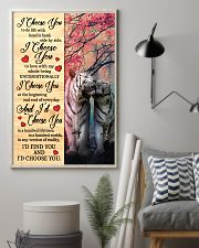 Tiger - I Choose You Poster 11x17 Poster lifestyle-poster-1