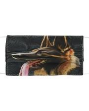 German Shepherd Cloth face mask thumbnail