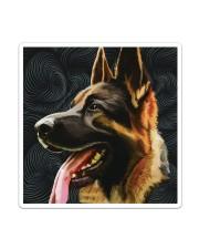 German Shepherd Sticker - Single (Vertical) thumbnail