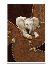 Elephant Phone Case  Sticker - Single (Vertical) thumbnail