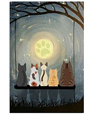Moonlight Cat 11x17 Poster front