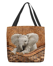 Elephant Funny All - Over Tote All-over Tote front