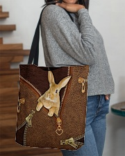 Rabbit  All-over Tote aos-all-over-tote-lifestyle-front-09