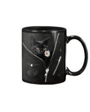 Black Cat Black  Mug thumbnail