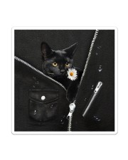 Black Cat Black  Sticker - Single (Vertical) thumbnail