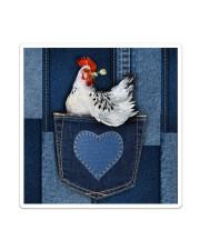 Chicken Jean Pocket Tb Sticker - Single (Vertical) thumbnail