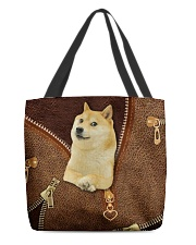 Shiba Inu  All-over Tote front