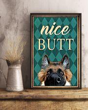 German Shepherd Nice Butt 11x17 Poster lifestyle-poster-3