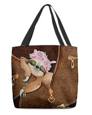 Sloth Cute  All-over Tote back