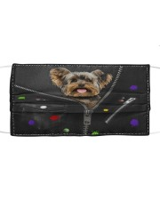 Yorkshire Terrier - Zip - All Tote Cloth face mask thumbnail