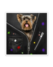 Yorkshire Terrier - Zip - All Tote Sticker - Single (Vertical) thumbnail