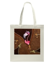 Flamingo  Tote Bag thumbnail