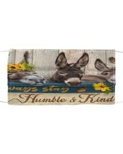 Donkey - Humble And Kind Mask tile