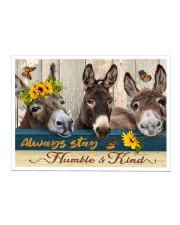 Donkey - Humble And Kind Sticker tile