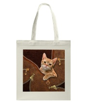 Ginger Cat  Tote Bag thumbnail