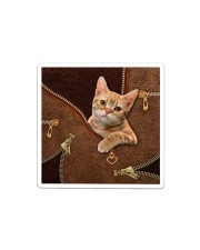 Ginger Cat  Sticker - Single (Horizontal) thumbnail