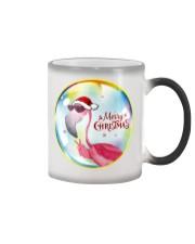 Flamingo Bubble Color Changing Mug tile