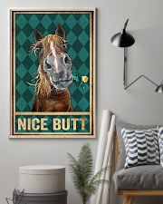 Horse Nice Butt 11x17 Poster lifestyle-poster-1