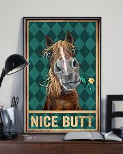 Horse Nice Butt 11x17 Poster lifestyle-poster-2