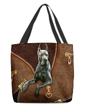 Great Dane Tote Bag All-over Tote front