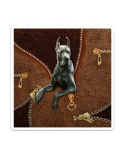 Great Dane Tote Bag Sticker - Single (Vertical) thumbnail
