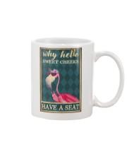 Flamingo - Have A Seat  Mug tile